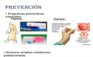 prevención vph